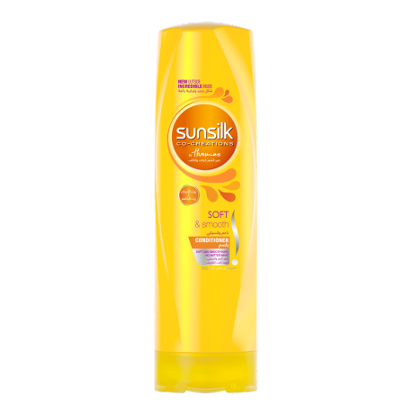 Nourishing Soft & Smooth Conditioner 350ml front of pack image