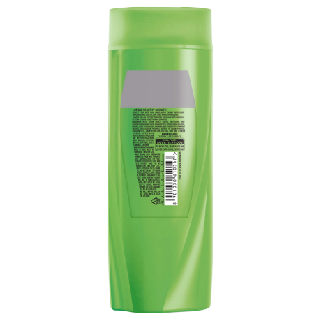 A bottle of Long And Healthy Growth Shampoo 80ml back of pack image