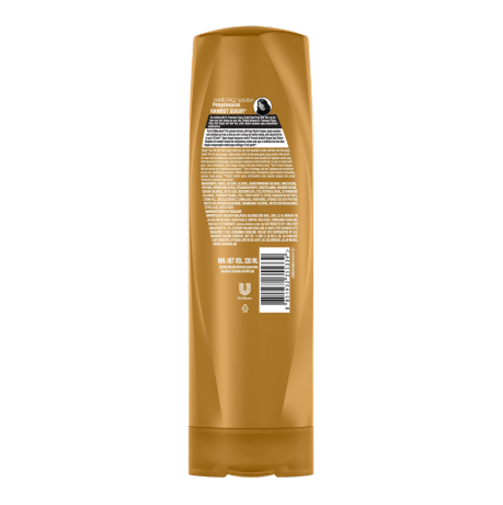 Sunsilk Hair Fall Solution Conditioner 320ml back of pack image
