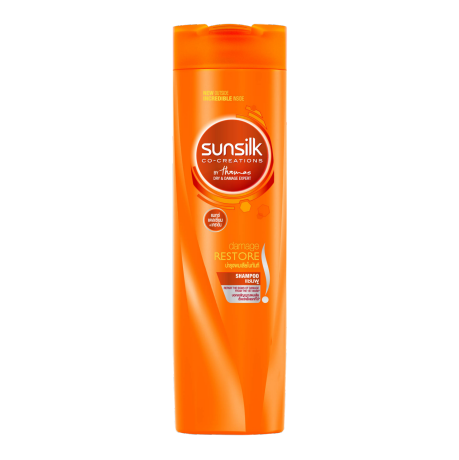 Sunsilk Damage Restore Shampoo 80ml front of pack image