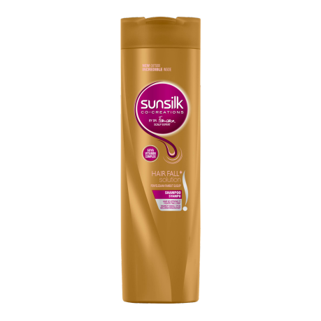 Sunsilk Hair Fall Solution Shampoo 80ml front of pack image