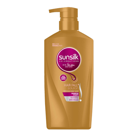 Sunsilk Hair Fall Solution Shampoo 650ml front of pack image